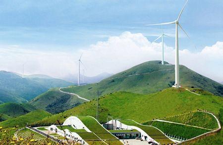 哈薩克斯坦卡拉扎爾風電項目順利