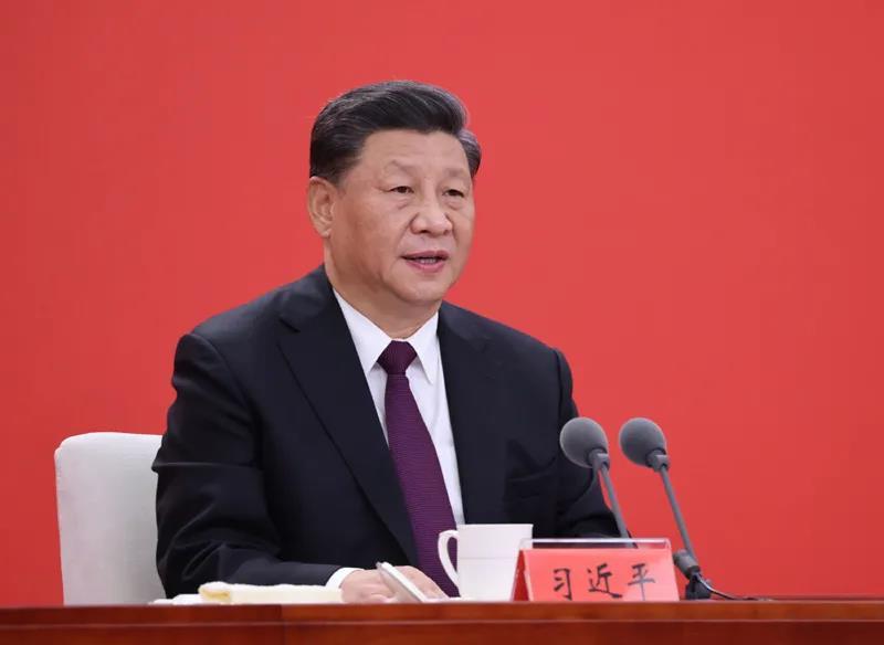 习近平出席深圳经济特区建立40
