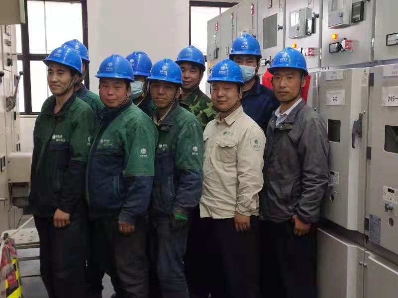 国电中兴电力集团承建的23号院